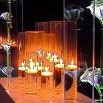 Glass Aisle Vase