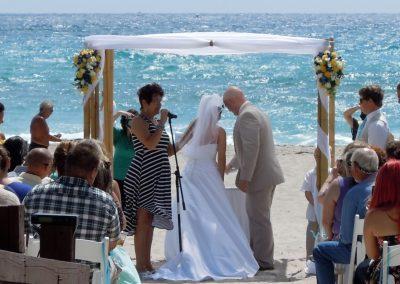 Bamboo Wedding Canopy Altar Chuppah Hilton Singer Island Riviera Beach FL,  Miami Ft Lauderdale Del Ray Sunny Isles Boca Raton Naples Tampa FL