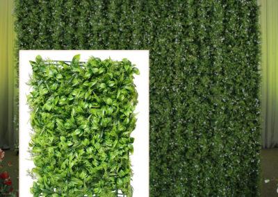 Green wall 8' x 8' Free Standing Grass Wall