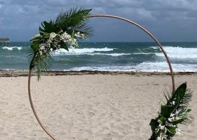 Round Arch on Deerfield Beach