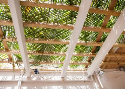Sukkah Roof Support